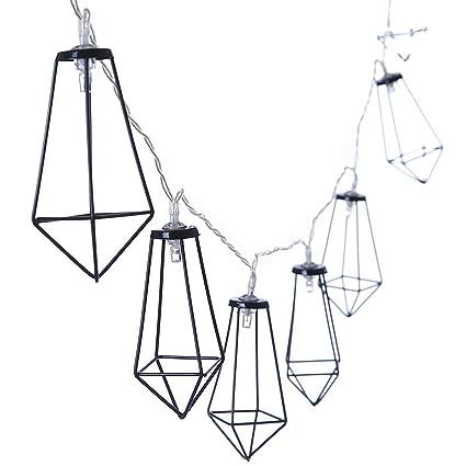 best service 1621b d5fdb Amazon.com: FOONEE Diamond String Lights, Battery Operated ...