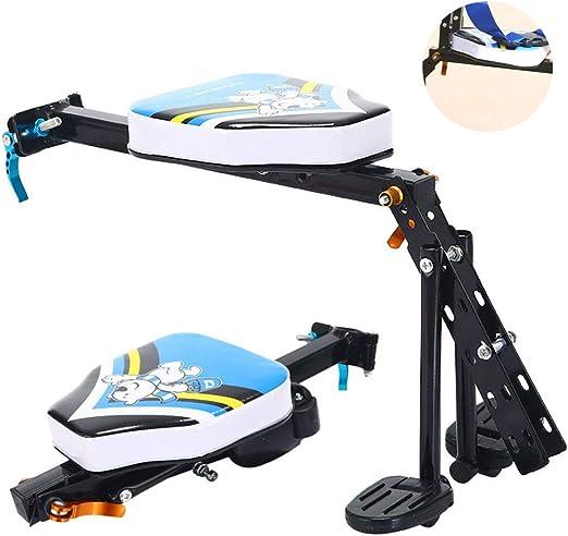Sillas De Bicicletas para Niños Asiento Delantero De Seguridad ...