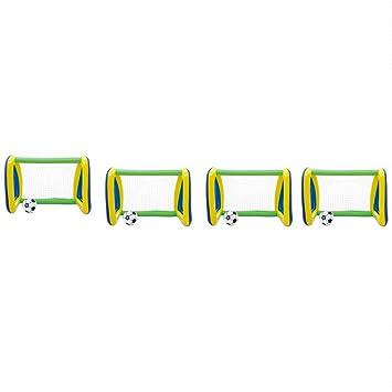 Amazon.com: MRT SUPPLY Jumbo inflable piscina portería ...