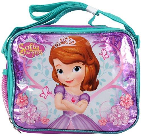 Disney Princess Sofia the First Soft Lunch kit - Sofia Princess Lunch Box