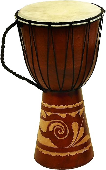 Top 10 African Drum Decor