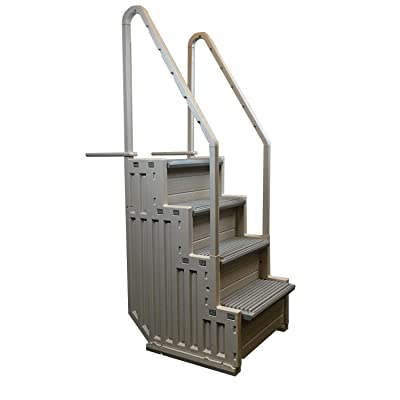 Confer Plastics Access Pool Step : Swimming Pool Ladders : Garden & Outdoor