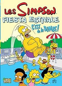 """Afficher """"Les Simpson n° 1 C'est de la bombe !"""""""