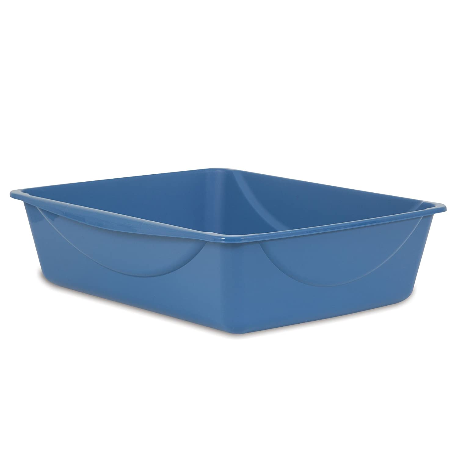 Basic Petmate Plastic Litter Pan