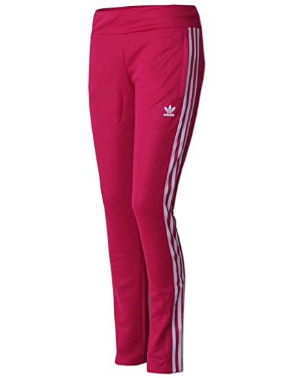 adidas pantaloni donna rosa