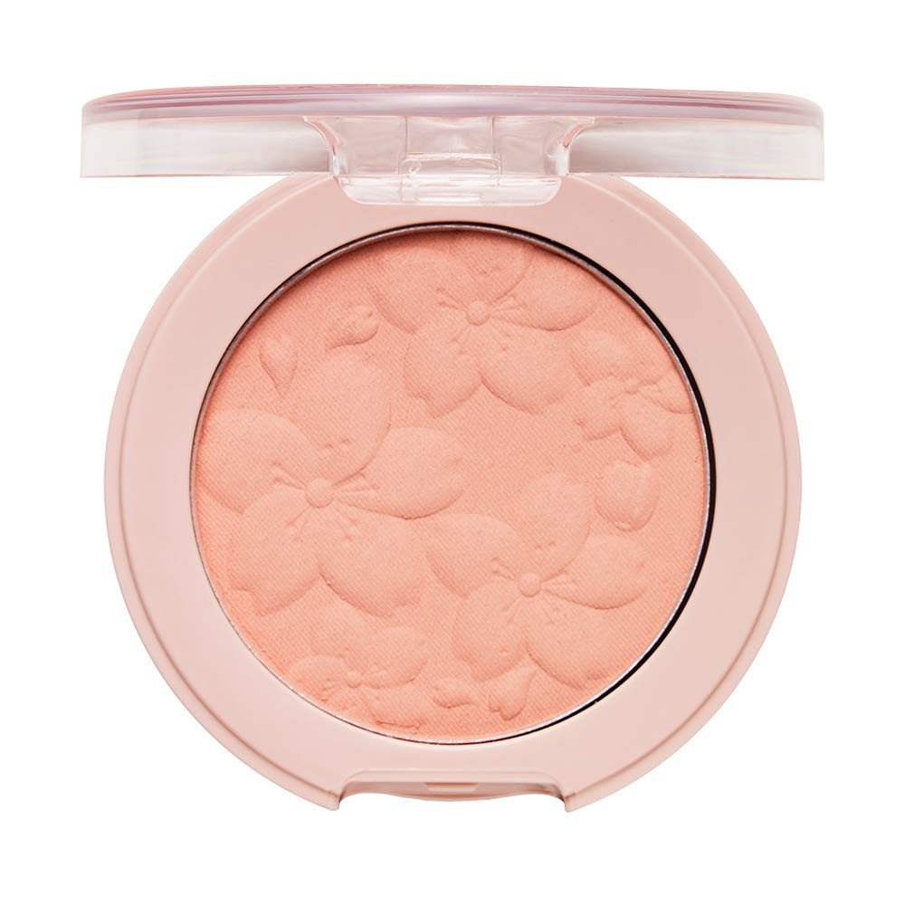 ETUDE HOUSE [Blossom Picnic] Blossom Cheek (#BE101 Miss Cherry Blossom) | Pearl Powder Blusher to Make Cherry Blossom-Colored Cheeks | Korean makeup
