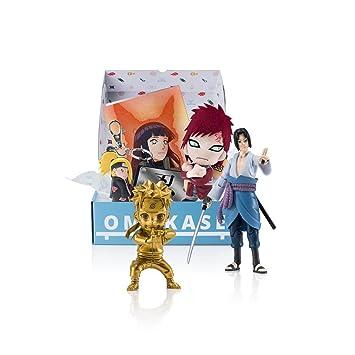 Naruto Shippuden Exclusivo omakase Caja azul con Naruto ...