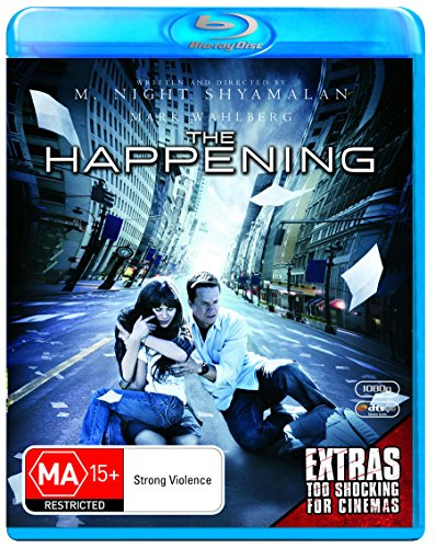 The Happening | M Knight Shyamalan's | NON-USA Format | Region B Import - Australia