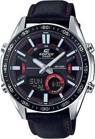 9119f17f4b8b Relógio Casio Edifice Cronógrafo Analógico Masculino EFV-C100L-1AVDF ...
