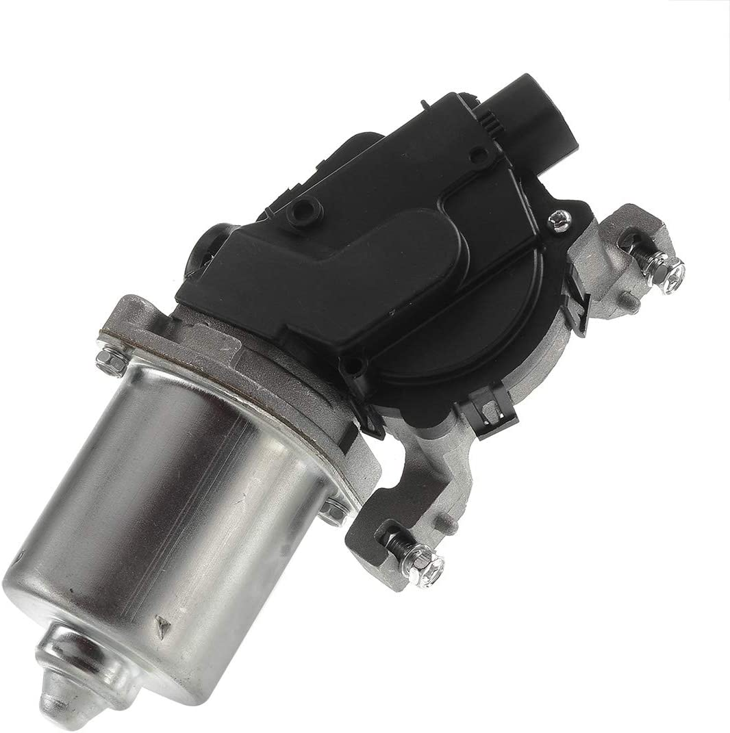 A-Premium Windshield Wiper Motor Without Washer Pump Compatible with Land Rover L405 Range Rover Range Rover Sport 2013-2017 Front