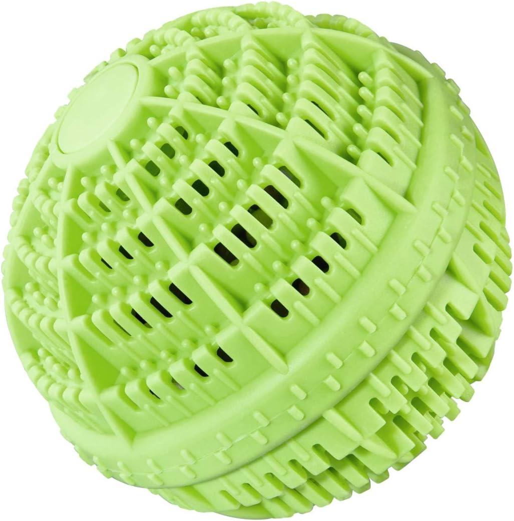 QUUY Waschkugel Ungiftige /Öko-Waschb/älle f/ür Waschmaschinen W/äscheball Anti-Wickel-BH-Reinigungsball