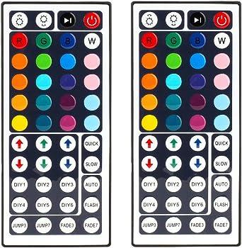 Fumafi RGB LED Strip Light Remote Controller