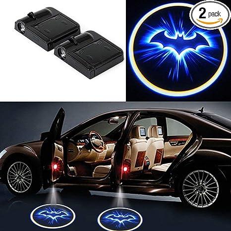 2Pcs for Car Door Logo Projector Lights