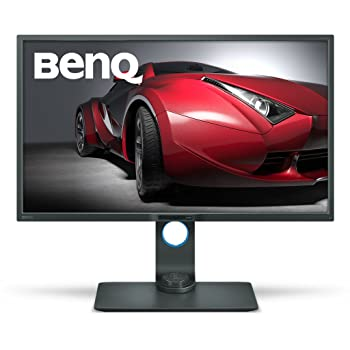 "BenQ PD3200U 32"" 4K Designer Monitor, 3840x2160 4K UHD, IPS, sRGB, CAD/CAM, KVM, DualView, 4ms, 60Hz refresh rate"