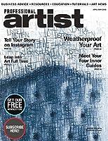 Professional Artist Print Magazine