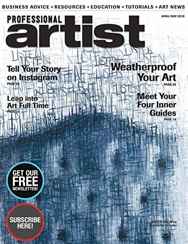 More Details about Professional Artist Magazine