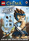 LEGO Legends of Chima: Lions and Eagles Activity Book with Minifigure