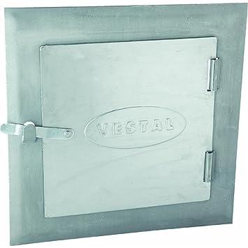 Amazon Steel Cleanout Door 8 X 8 Home Improvement