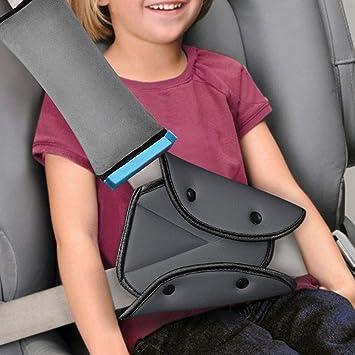 Amazon.com: Funda para cinturón de seguridad y ajustador ...