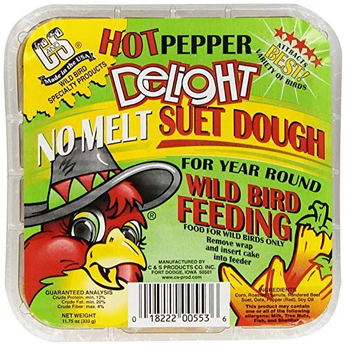 C & S Products Hot Pepper Delight 11.75 Oz, 12-Pieces, Pack of 14 by C & S Products