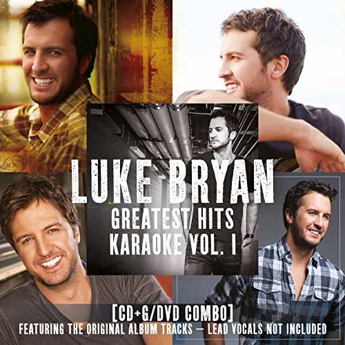 Which are the best karaoke cds luke bryan available in 2019?