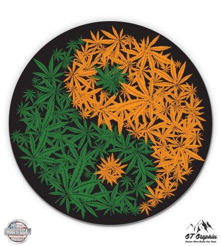 Reefer Express (Weed Ying Yang Marijuana - 8