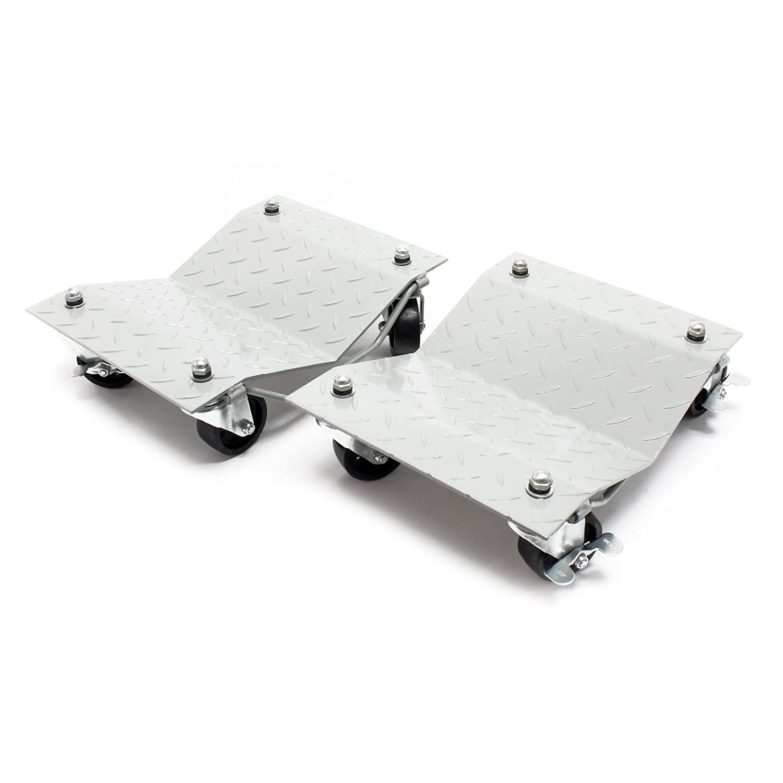 Aiuto alla manovra Aiuto al trasporto 2 pezzi Capacità di carico 680 kg WilTec