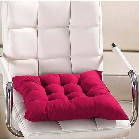 Amazon.com: Cojines de asiento para silla de interior y ...