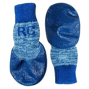 RC Pet Products Sport Pawks Dog Socks, X-Small, Blue Heather