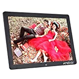 Andoer 17 inch LED Digital Photo Picture Frame - Best Reviews Guide