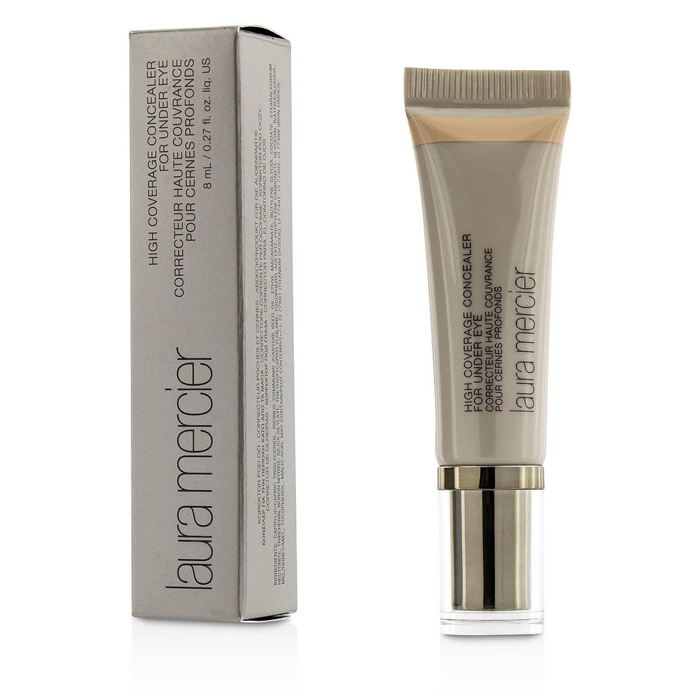 Laura Mercier by Laura Mercier High Coverage Concealer For Under Eye - # 1.0 --8ml/0.27oz for WOMEN ---(Package Of 5)