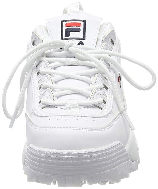 Fila Disruptor Low Wmn, Zapatillas para Mujer: MainApps: Amazon.es ...