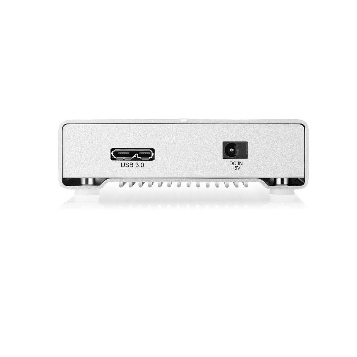 AKiTiO SK2-U3AS-AKTH | Neutrino U3 Laptop 1TB External Hard Drive