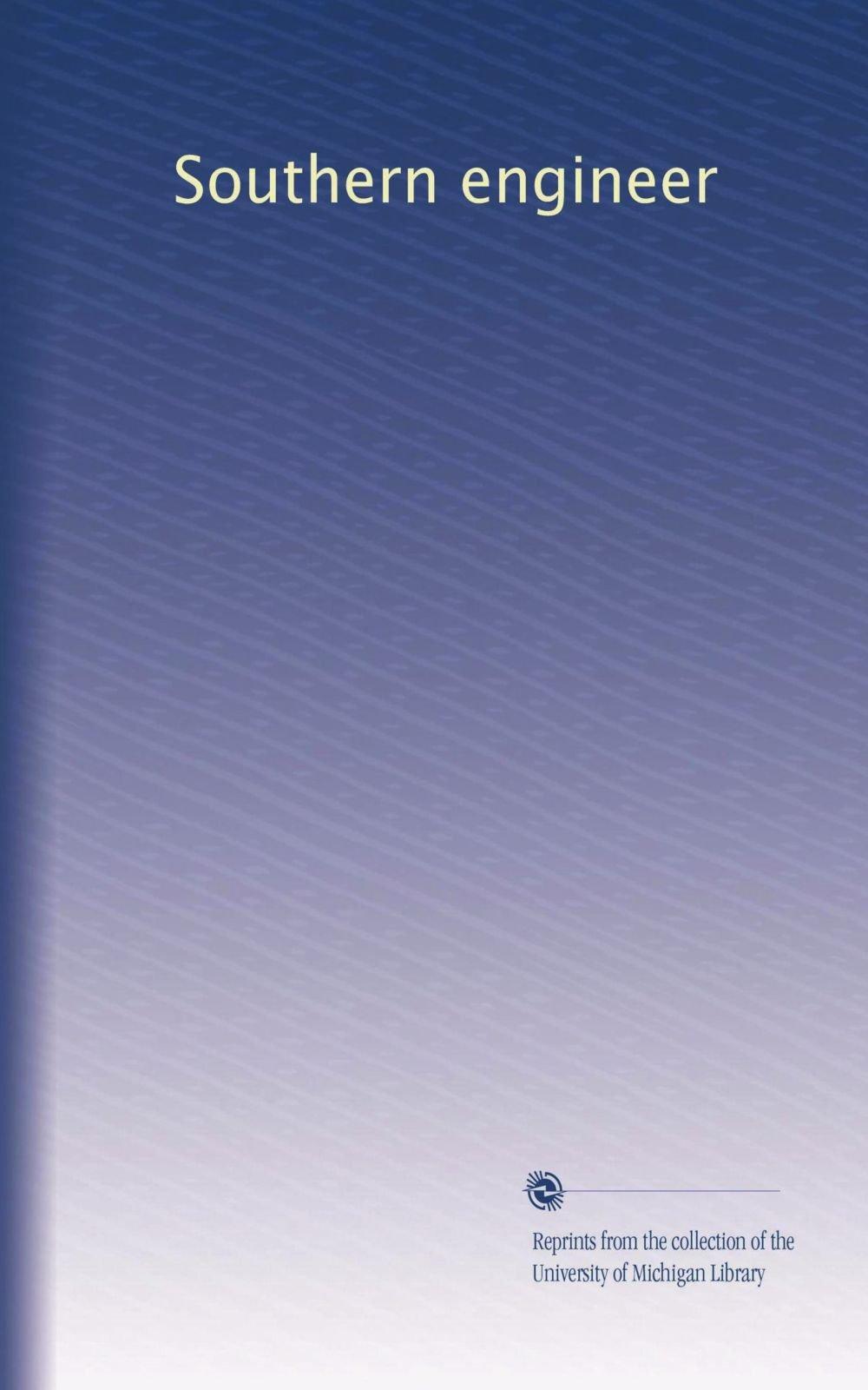 Download Southern engineer (Volume 26) ebook