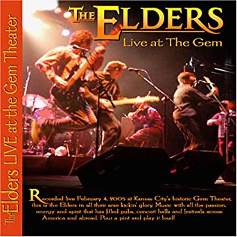 Amazon com: Live At The Gem: Elders: Movies & TV