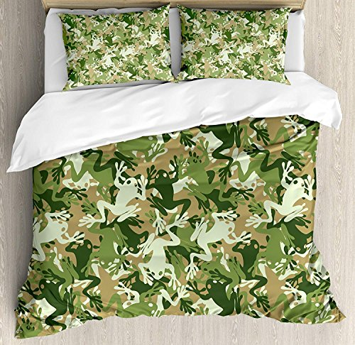 Animal Duvet Cover Set, Luxury Soft Hotel Quality