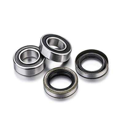 [Factory-Links] Rear Wheel Bearing Kits, Fits: KTM (1998-2020): ALL Models and Engines, Husqvarna (2014-2020): ALL Models and Engines, Husaberg (2004-2013): ALL Models and Engines: Automotive