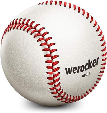 SZRHY Pelota de Beisbol para Jugar, competir, Entrenar 9 Pulgadas ...