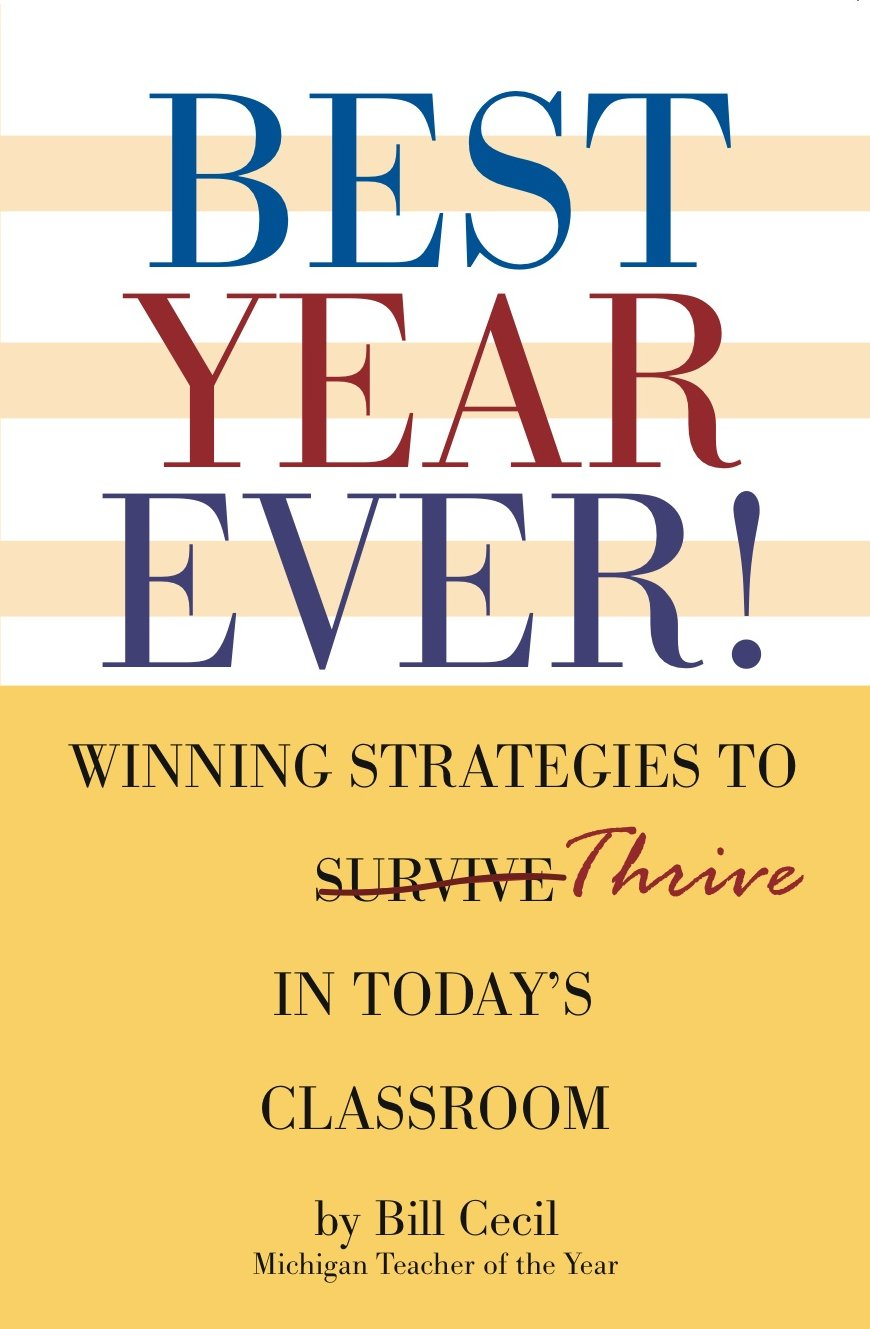 Download Best Year Ever! Winning Strategies To Thrive In Today's Classroom pdf epub