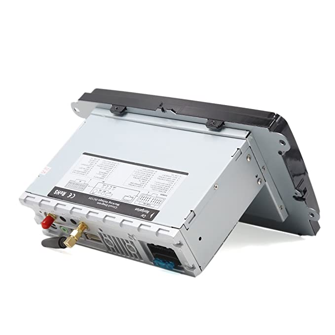 Amazon.com: eDealMax 9 pulgadas LCD táctil capacitiva de Sreen Android 6.0.1 Radio estéreo del coche de navegación GPS Para Volkswagen: Car Electronics