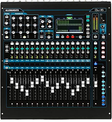 Allen & Heath QU-16C Rack Mountable Compact Digital Mixer