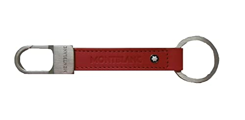 Nueva Mont Blanc Montblanc - Funda de piel rojo One Shot ...