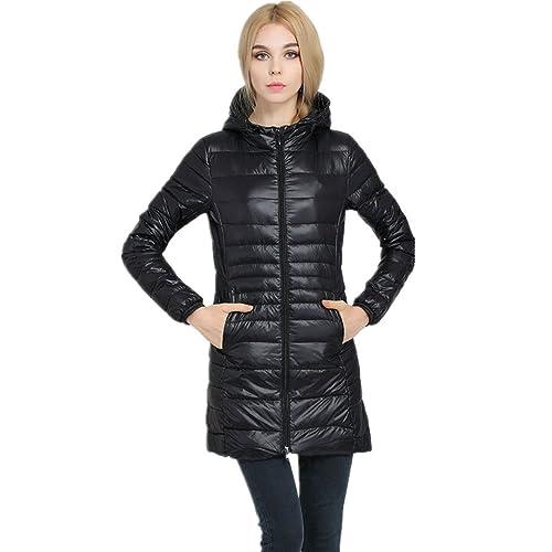 Ljyh Women S Outwear Down Coat Lightweight Packable Powder