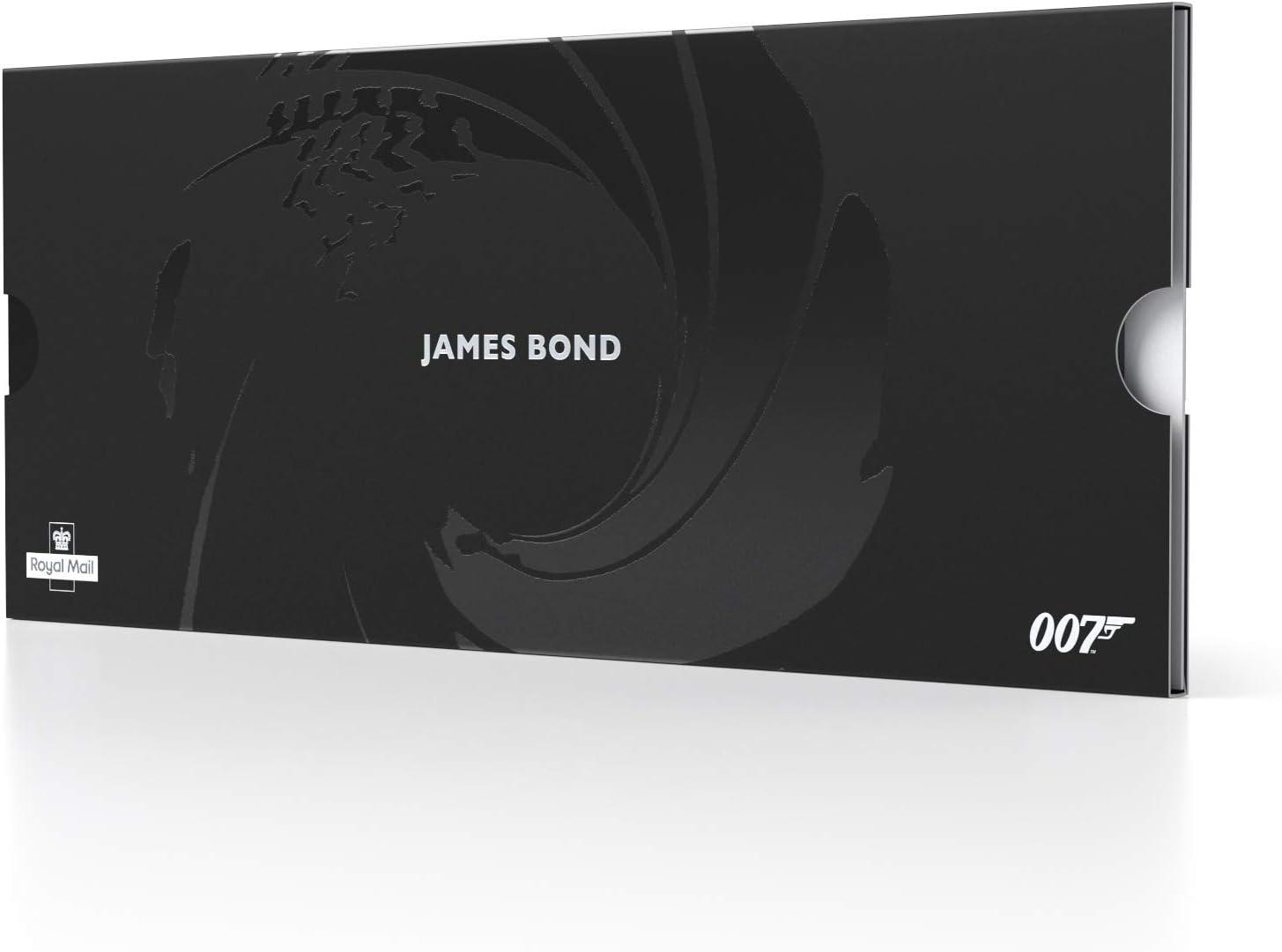 Royal Mail James Bond Confezione regalo regalo per souvenir
