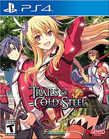 The Legend of Heroes: Trails of Cold Steel - Decisive Edition - PlayStation 4