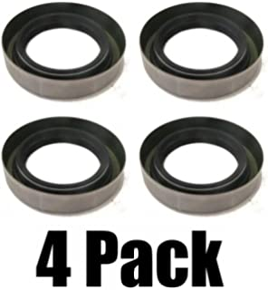 """New GREASE SEALS Double Lip 1.719/"""" x 2.565/"""" replace Dexter 10-19 010-019-00 2"""