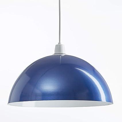 Luxa Lightning - Lámpara Colgante de Techo abovedada ...