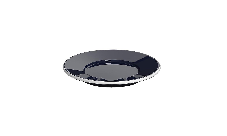 Loveramics Bond 14cm Cappuccino Saucer Black