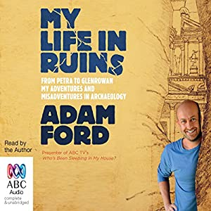 My Life in Ruins Hörbuch