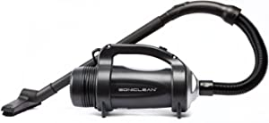 Zenith Technologies, LLC Soniclean Handheld Vacuum Cleaner (attachments Included)